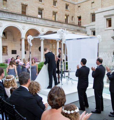 The Benefits Of An On-Site Wedding Ceremony
