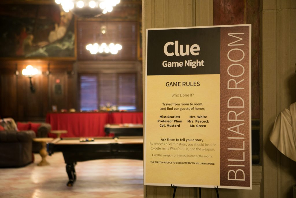 Event Spotlight Turning A Company Party Into A Night Of Mystery And
