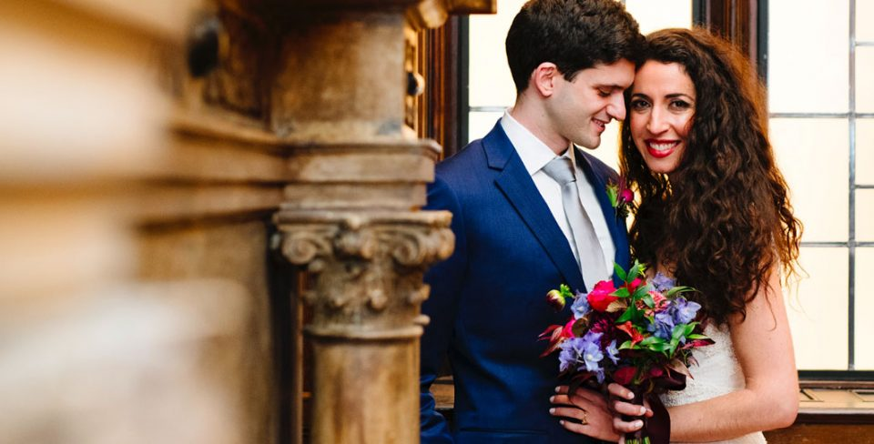 Rickie & Jeremy's Emotional Wedding at Harvard Art Museums