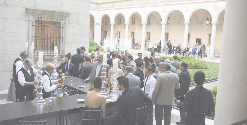 Summer Corporate Outings at the  Boston Public Library