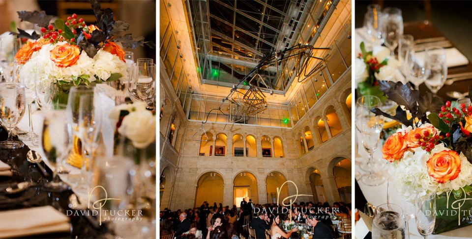 Destination Wedding at the Harvard Art Museums