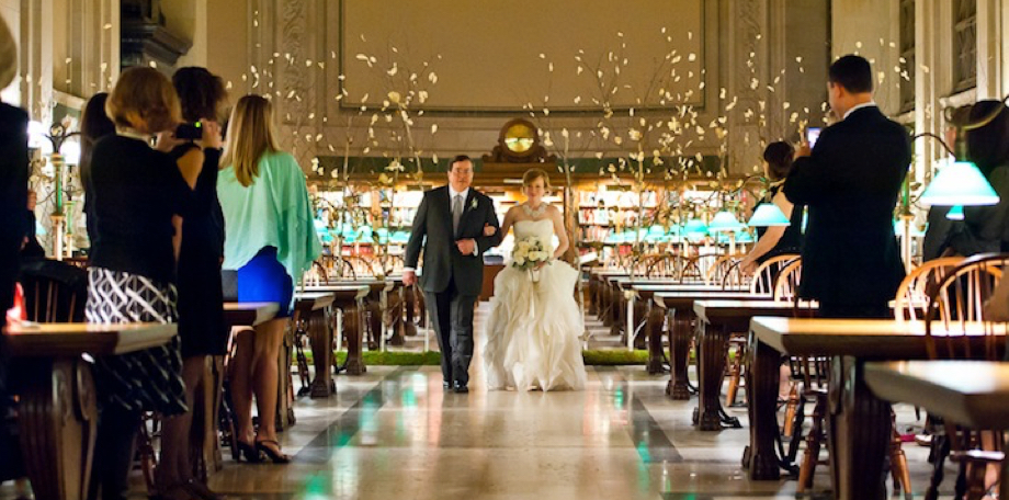 Boston Public Library Wedding.Home Bpl