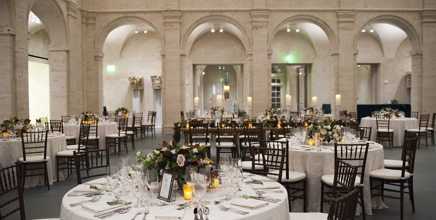 Weddings At The Harvard Art Museums